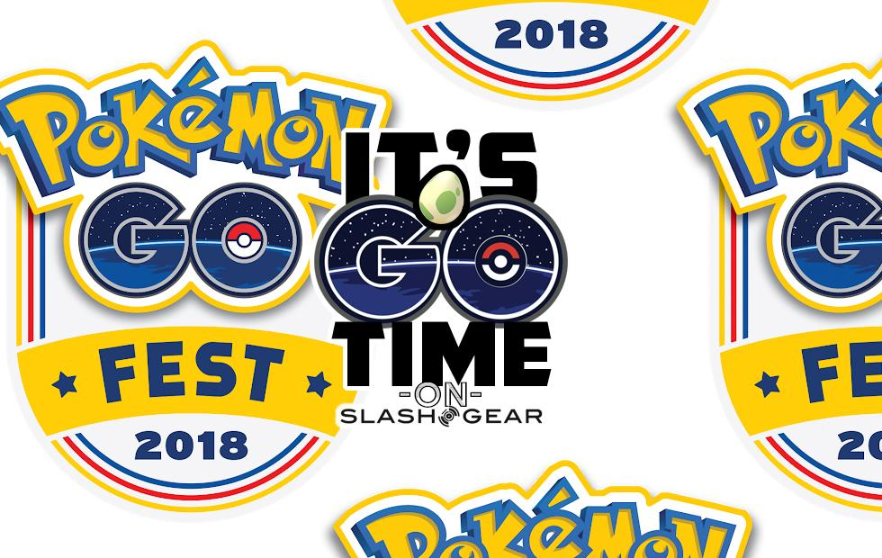 Pokemon GO Fest 2018 and a new Ditto tip