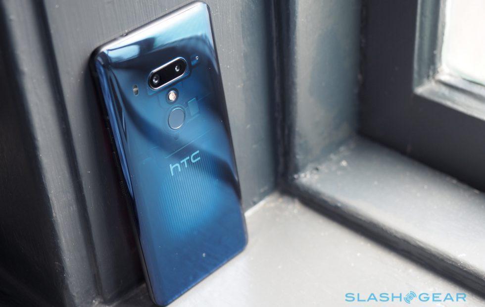 HTC U12+ hands-on: 4 cameras, more squeeze, no notch