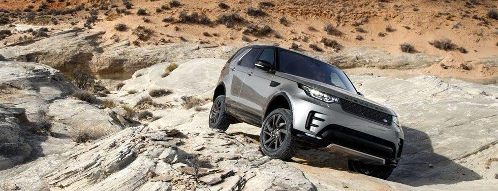 Land Rover aims for all-terrain autonomy