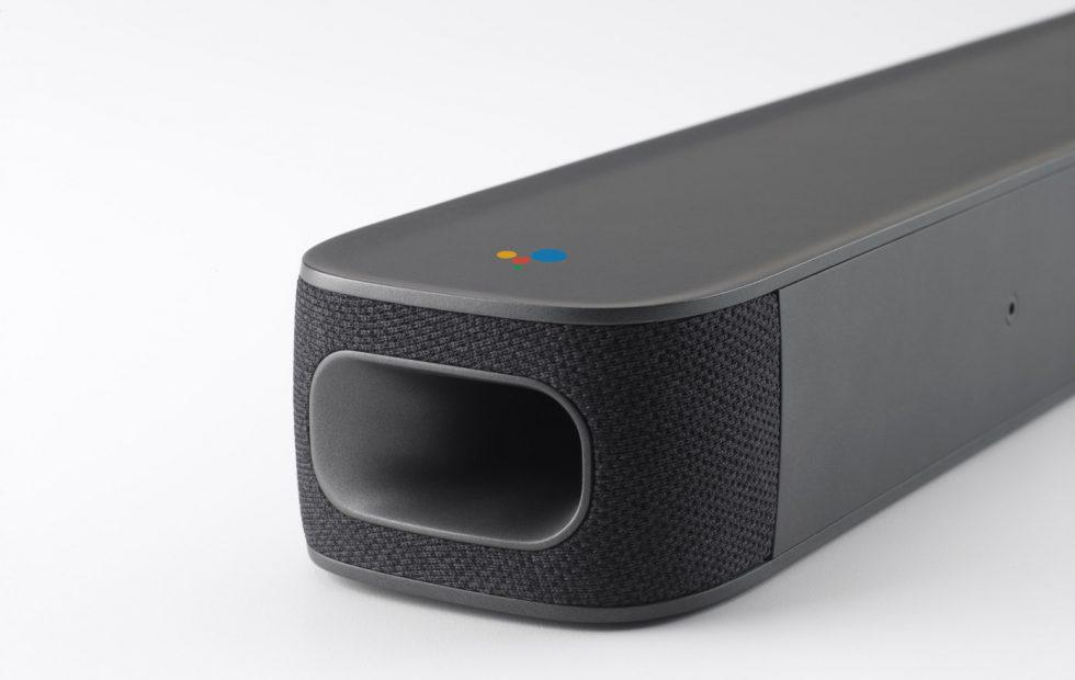 This JBL Link Bar is Google's first Android TV and Assistant hybrid
