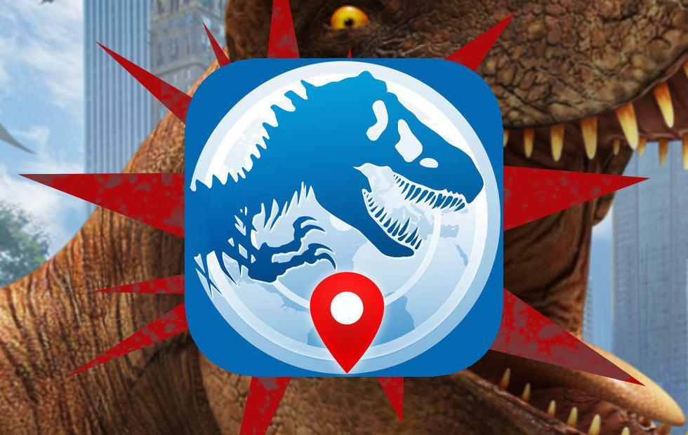 Jurassic World Alive APK download live (Pokemon GO for dinosaurs)