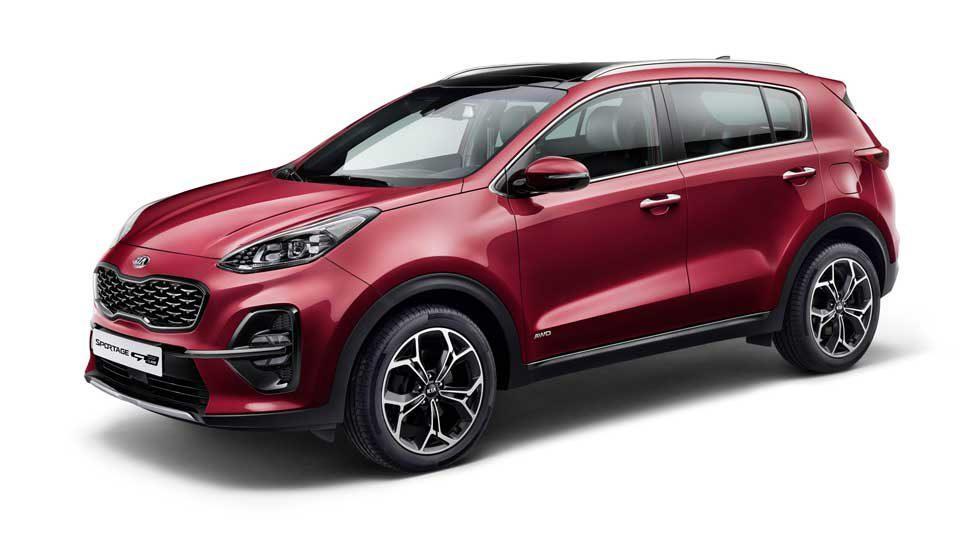 2018 Kia Sportage gains mild-hybrid diesel power