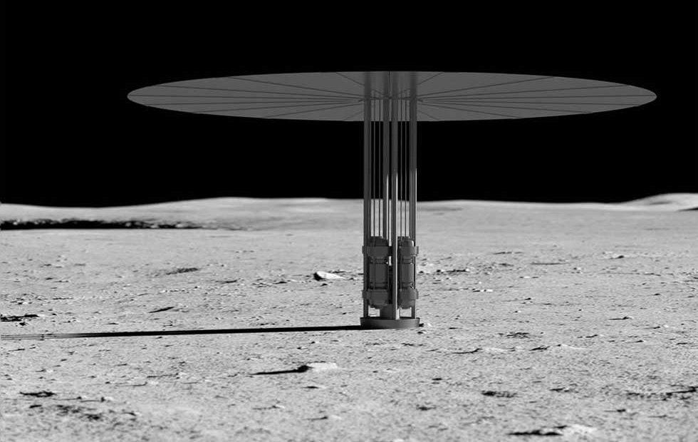 NASA's KRUSTY reactor could enable long-term missions to the Moon and Mars