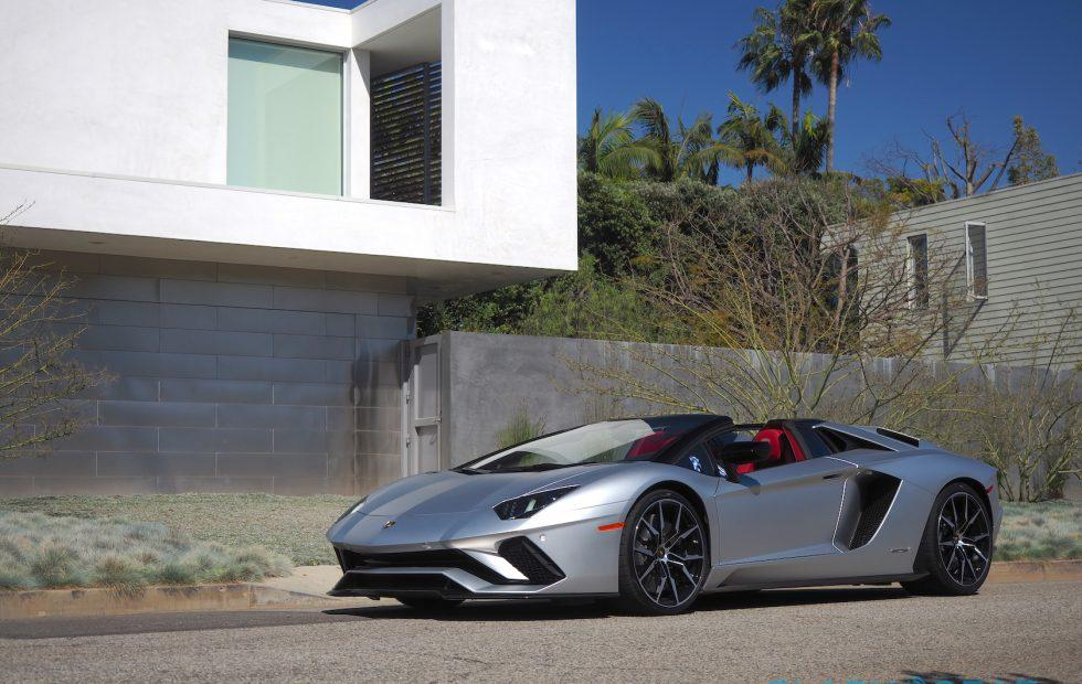 2018 Lamborghini Aventador S Roadster Gallery