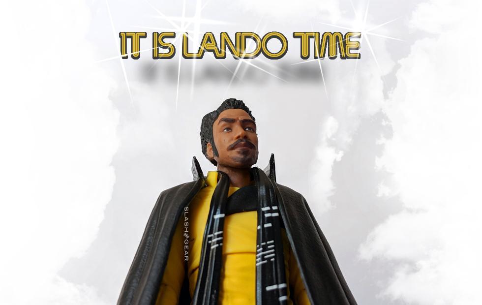 Star Wars' Solo: Lando Toys Roundup (AKA Scoundrel Time)