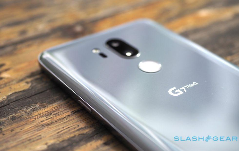 The AT&T LG G7 ThinQ isn't happening – but something else is