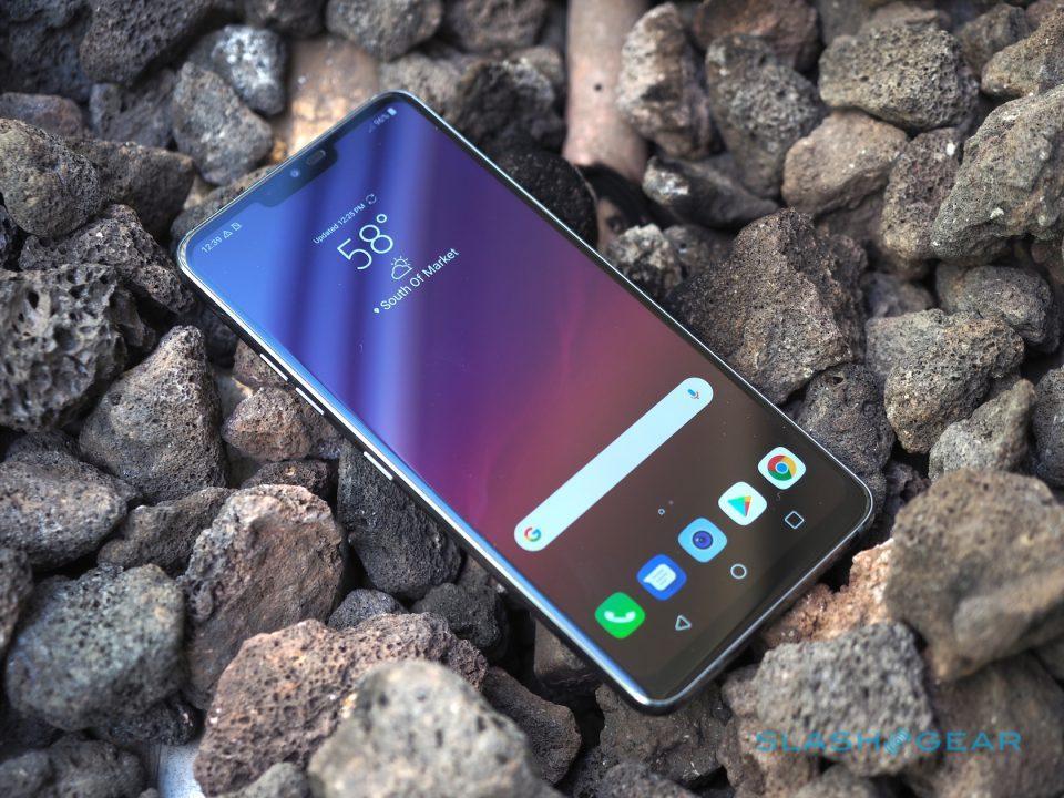 The LG G7 ThinQ has a problem - SlashGear