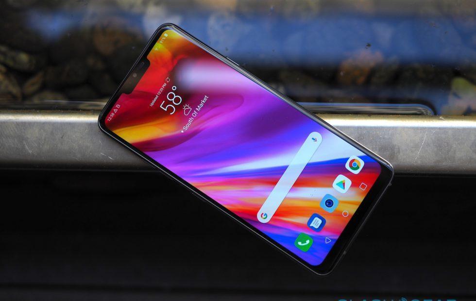 LG G7 ThinQ: What you need to know - SlashGear