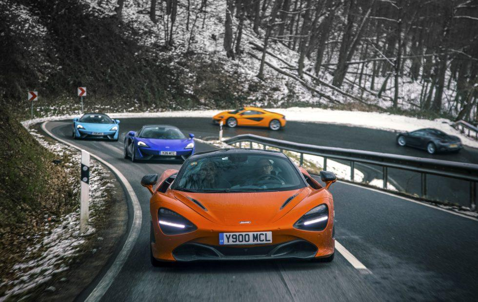 $300k reality check: Grand Tourer fantasy meets McLaren's 720S