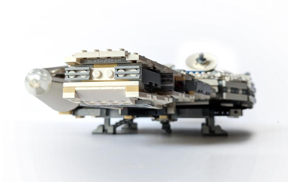 Kessel Run Millennium Falcon LEGO Review
