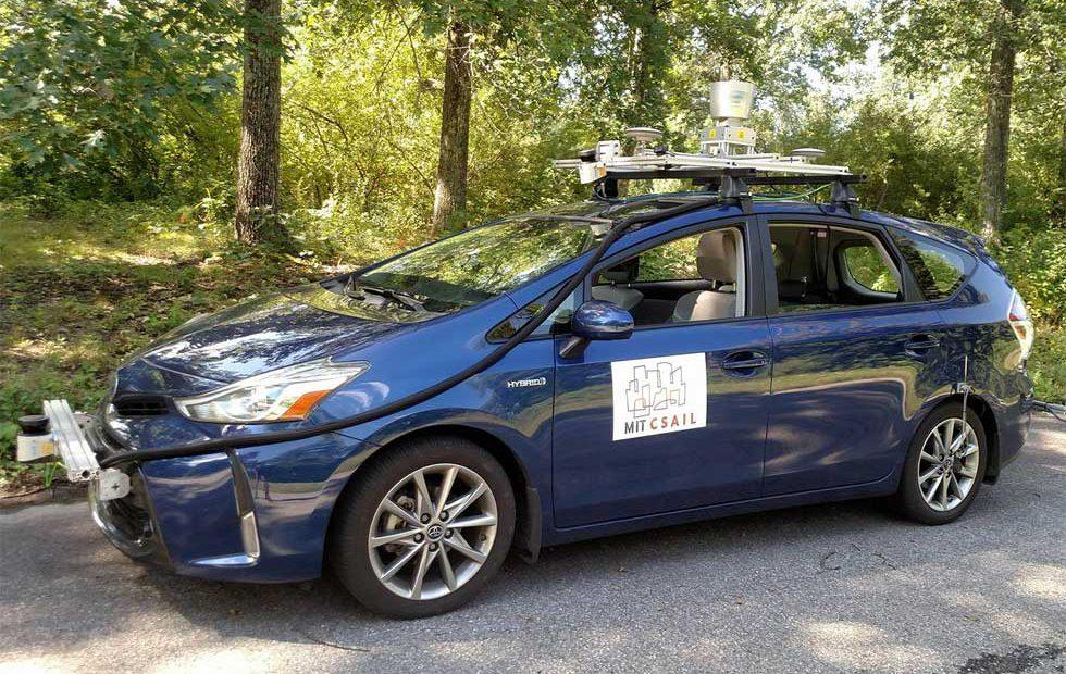 MIT self-driving car tech navigates with only GPS and sensors