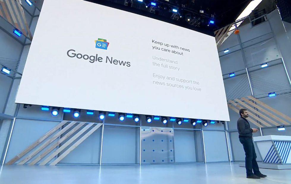 Google News gets an AI-driven makeover
