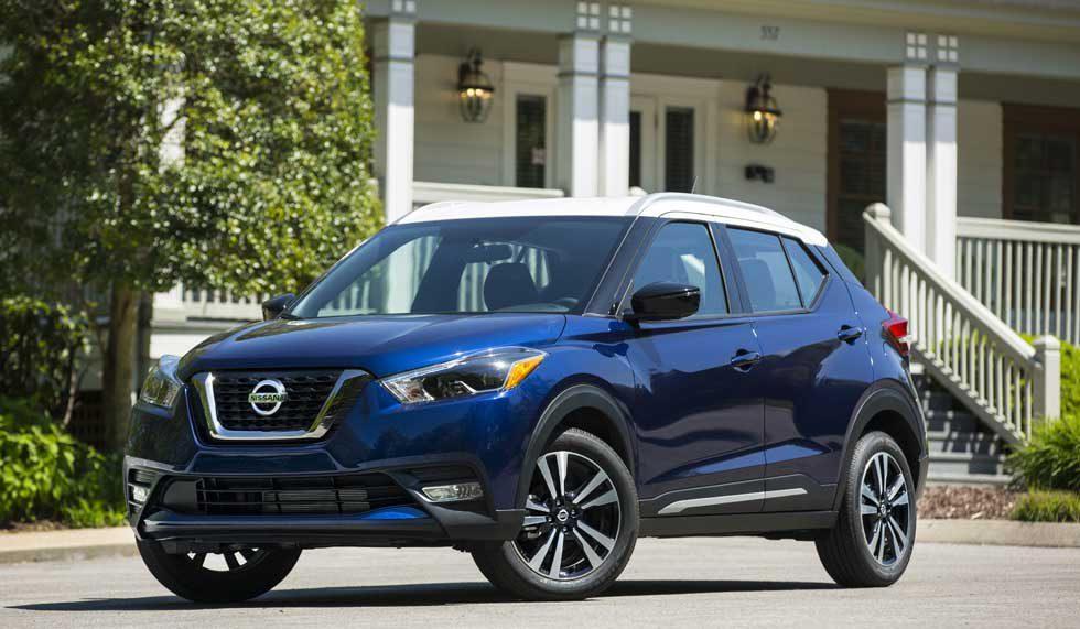 2018 Nissan Kicks starts at $17,990