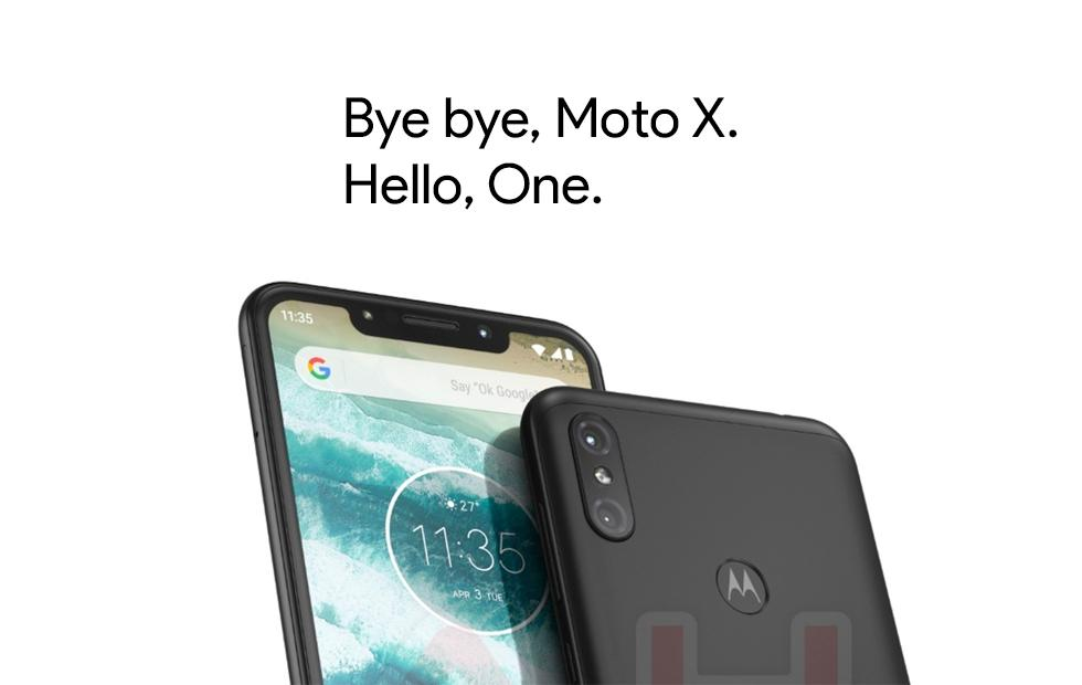 Motorola One: Android One is branding, Moto X5 may be dead