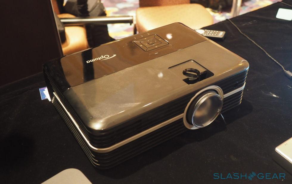 Optoma UHD51A 4K home projector with Alexa now available - SlashGear
