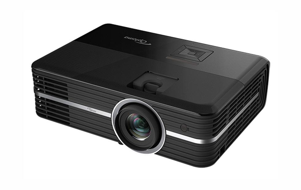 Optoma UHD51A 4K home projector with Alexa now available