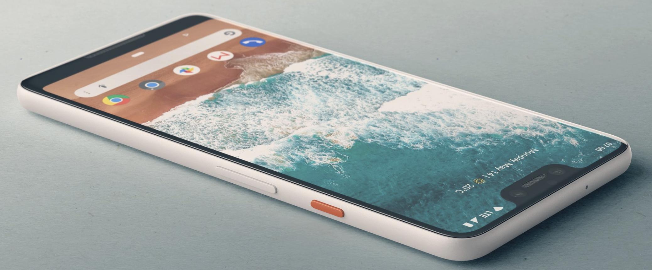 Google Pixel 3: If it looks like this, sign me up - SlashGear