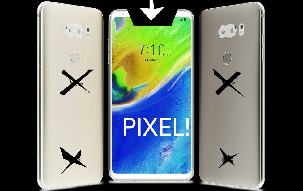 Google Pixel 3 XL display deal leaked