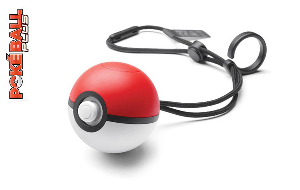 Pokemon Pokeball Plus: What the heck? So shiny!