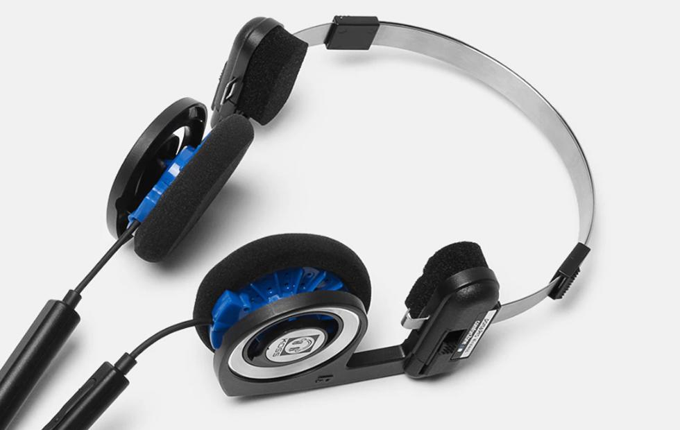 Koss Porta Pro Bluetooth edition detailed: The classic goes wireless
