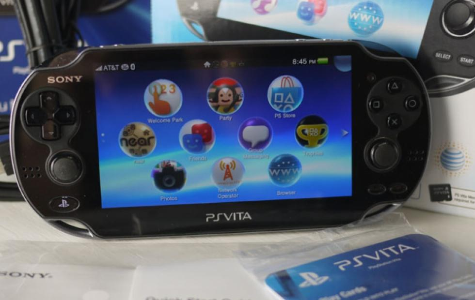 PS Vita GameCard production ending soon