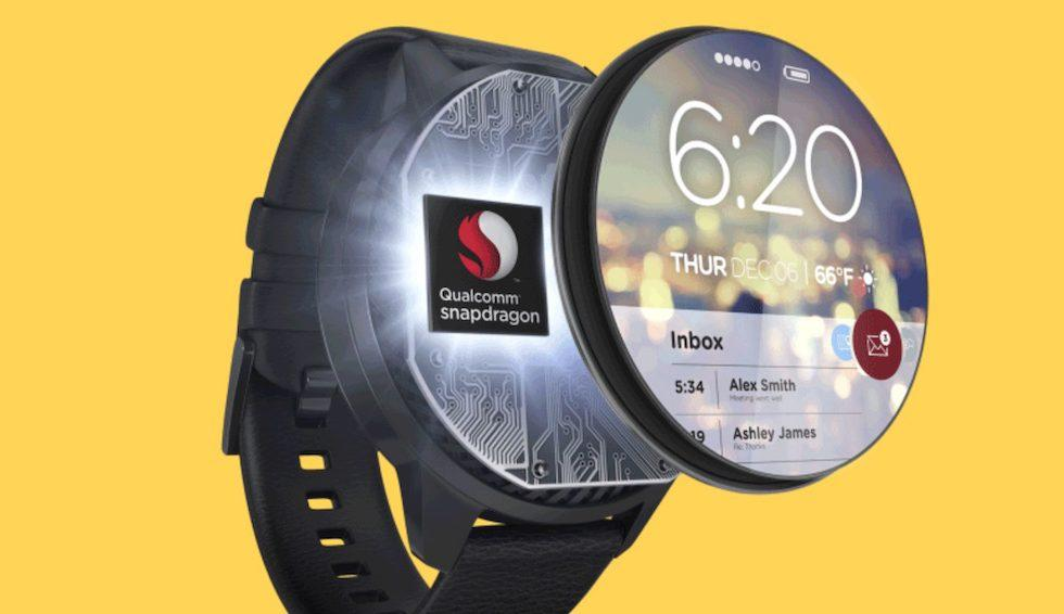 Qualcomm Snapdragon for smartwatches update finally coming