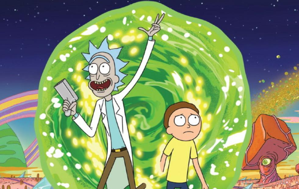 Rick and Morty renewed for another 70 episodes on Adult Swim