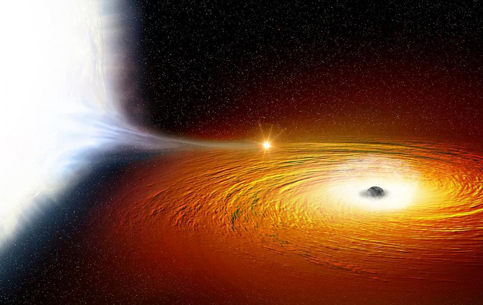The Density Cusp: Black Holes discovered en masse