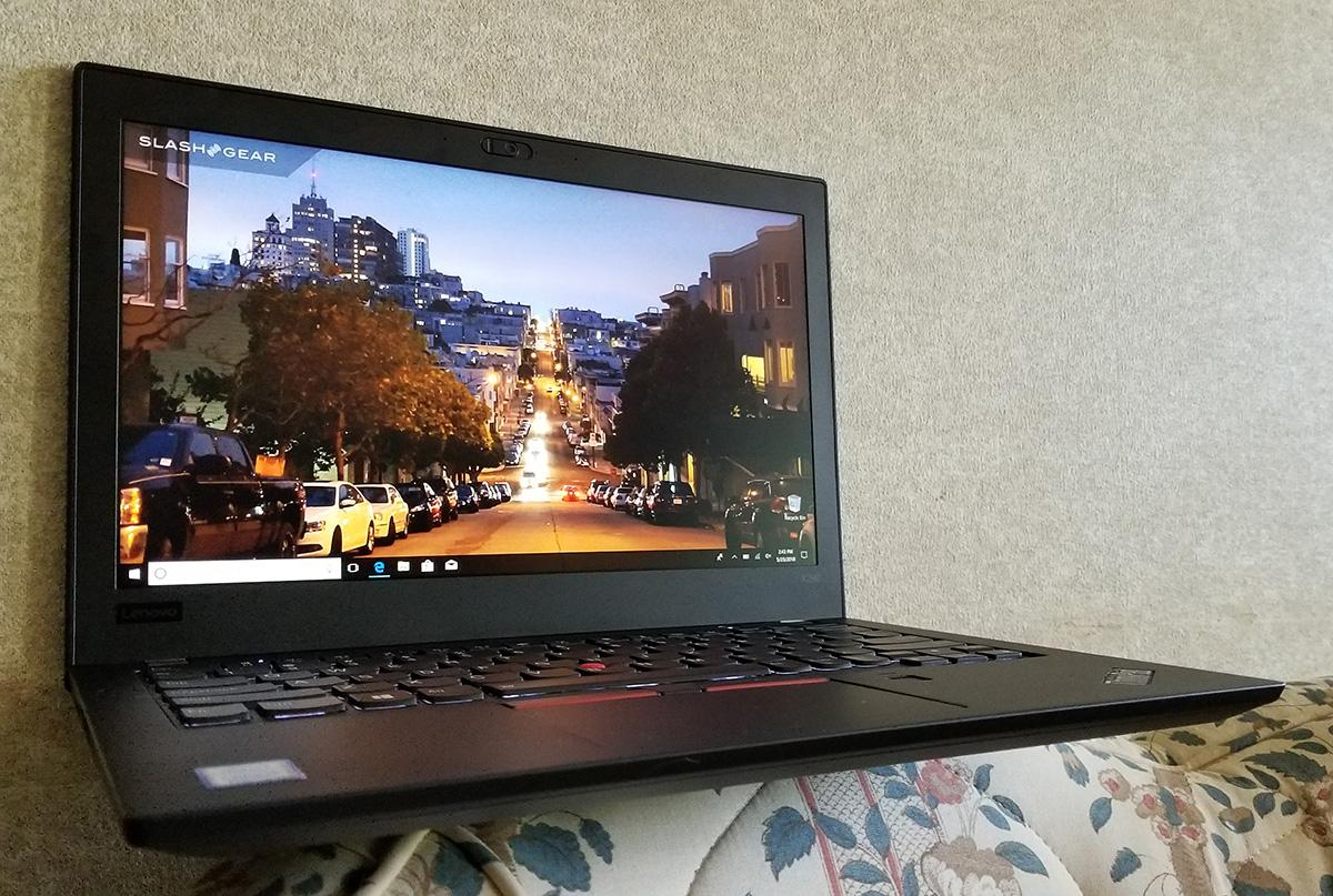 Lenovo ThinkPad X280 Review - SlashGear