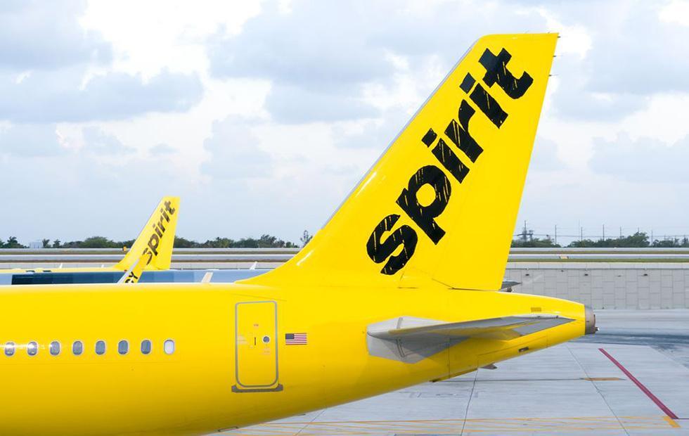 Budget airline Spirit will offer in-flight WiFi starting next summer