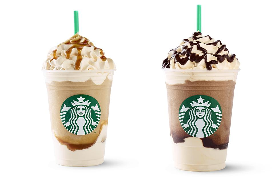 Starbucks' new Frappuccinos have a terrifying calorie count