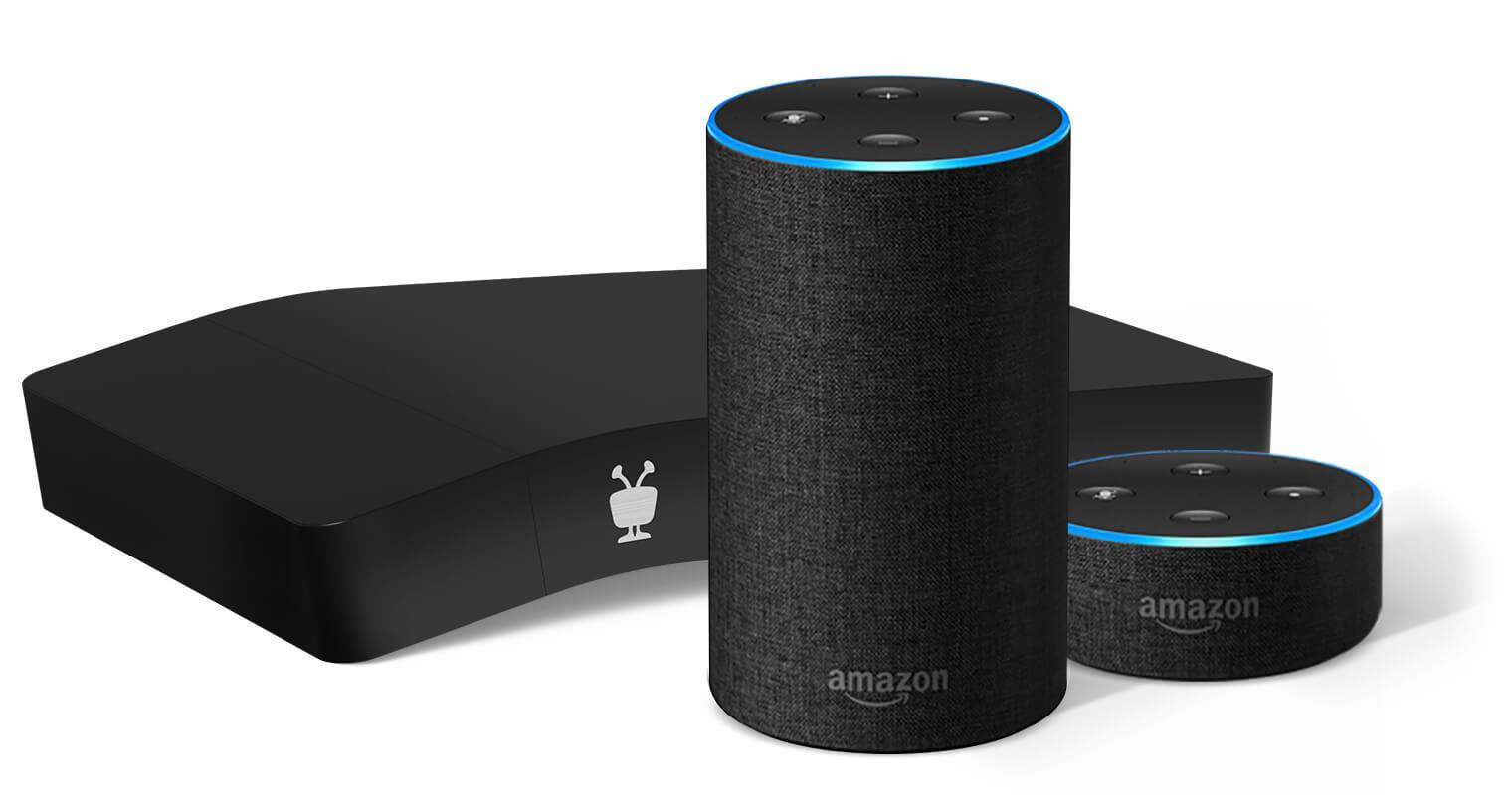TiVo Alexa control goes live this week - SlashGear