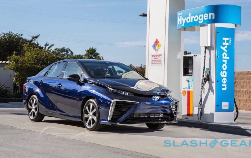 Toyota Just Doubled Down On A Hydrogen Fuel Cell Ev Future