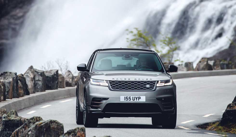Range Rover Velar gets new engine options and safety tech