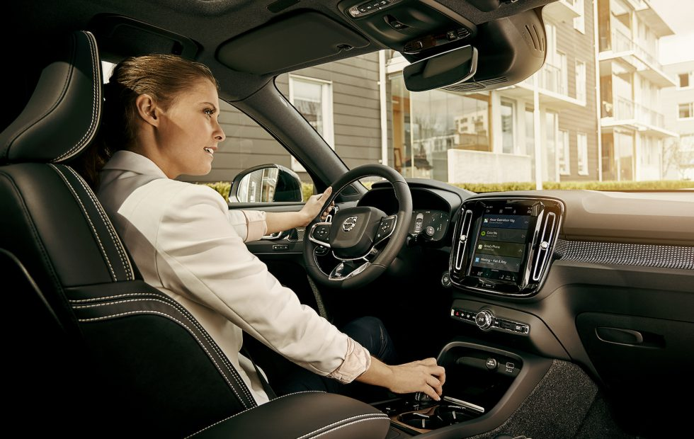Volvo is baking Google Assistant, Maps and Android apps into its next cars