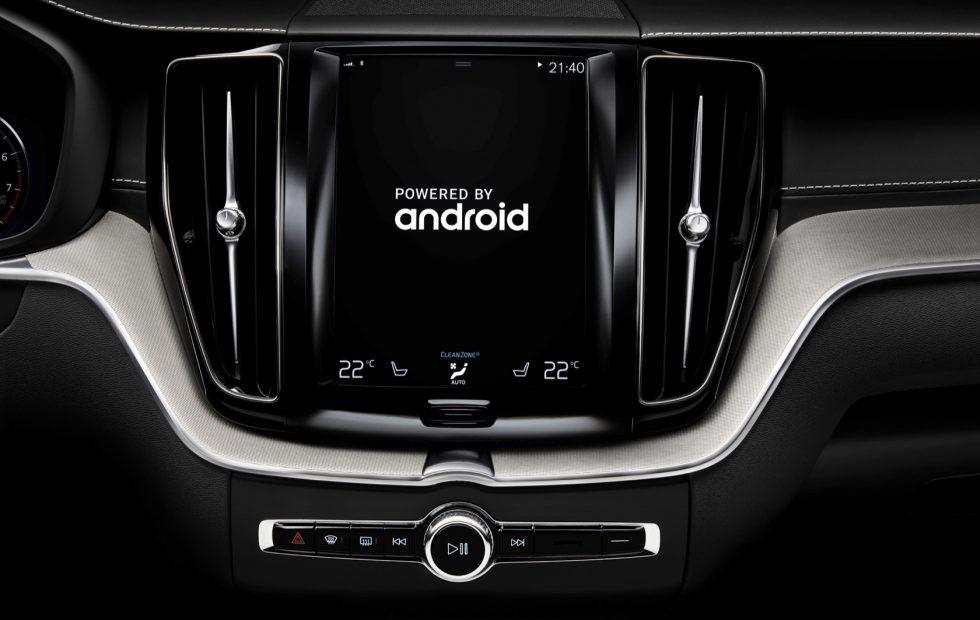 Intel is counting on Android P to get its chips into cars