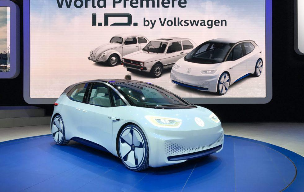 There's very good news about VW's neat little I.D. electric car