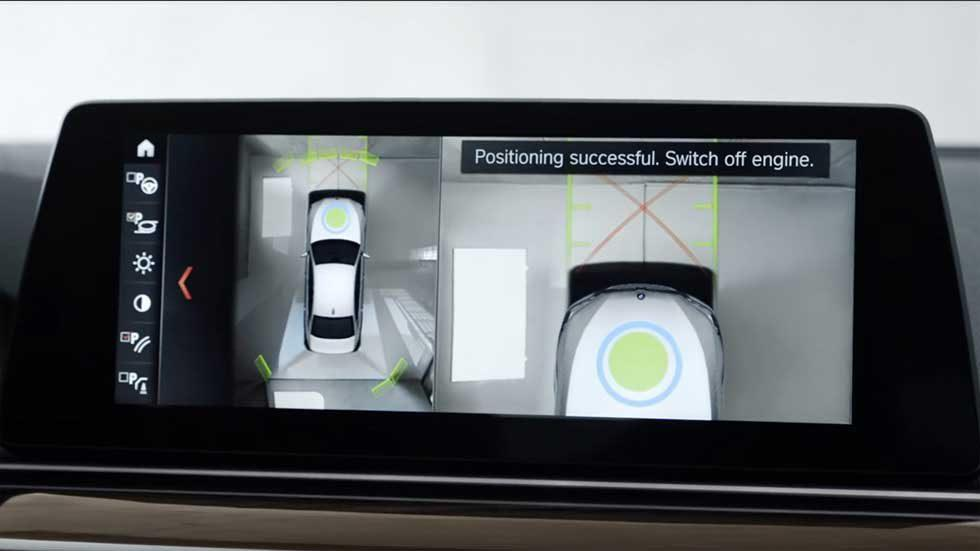 BMW wireless EV charging is coming