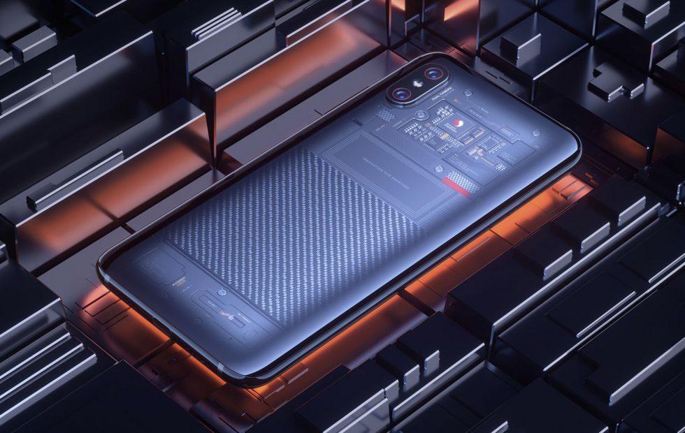 Synaptics reveals Xiaomi Mi8 Explorer Edition in-display fingerprint sensor