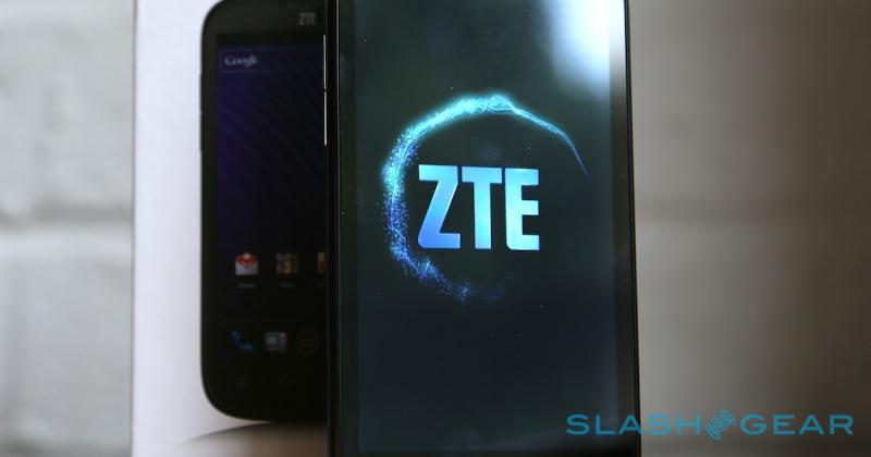 ZTE says it has stopped major operations following US export ban