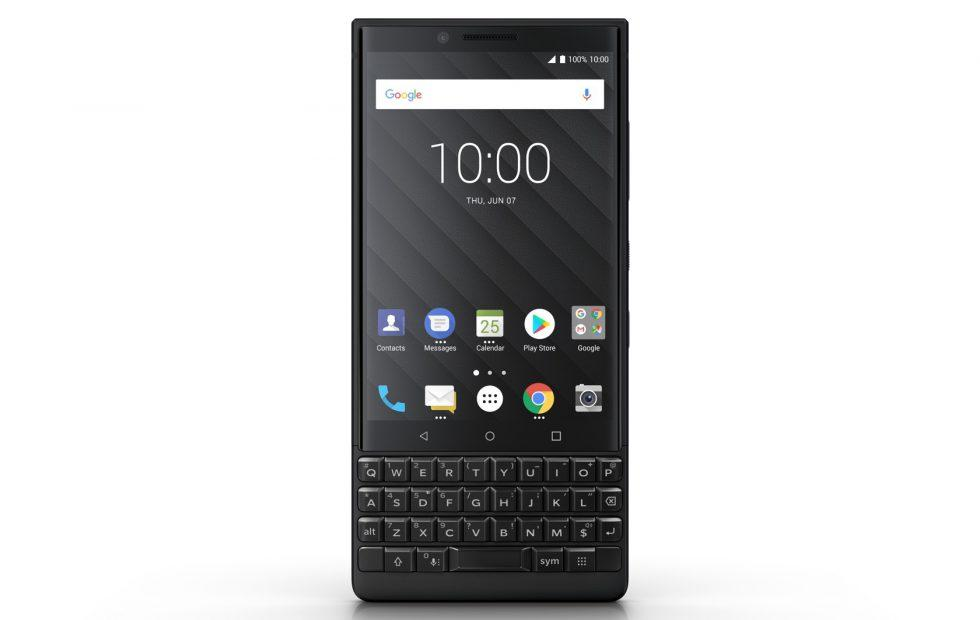 BlackBerry KEY2 Gallery