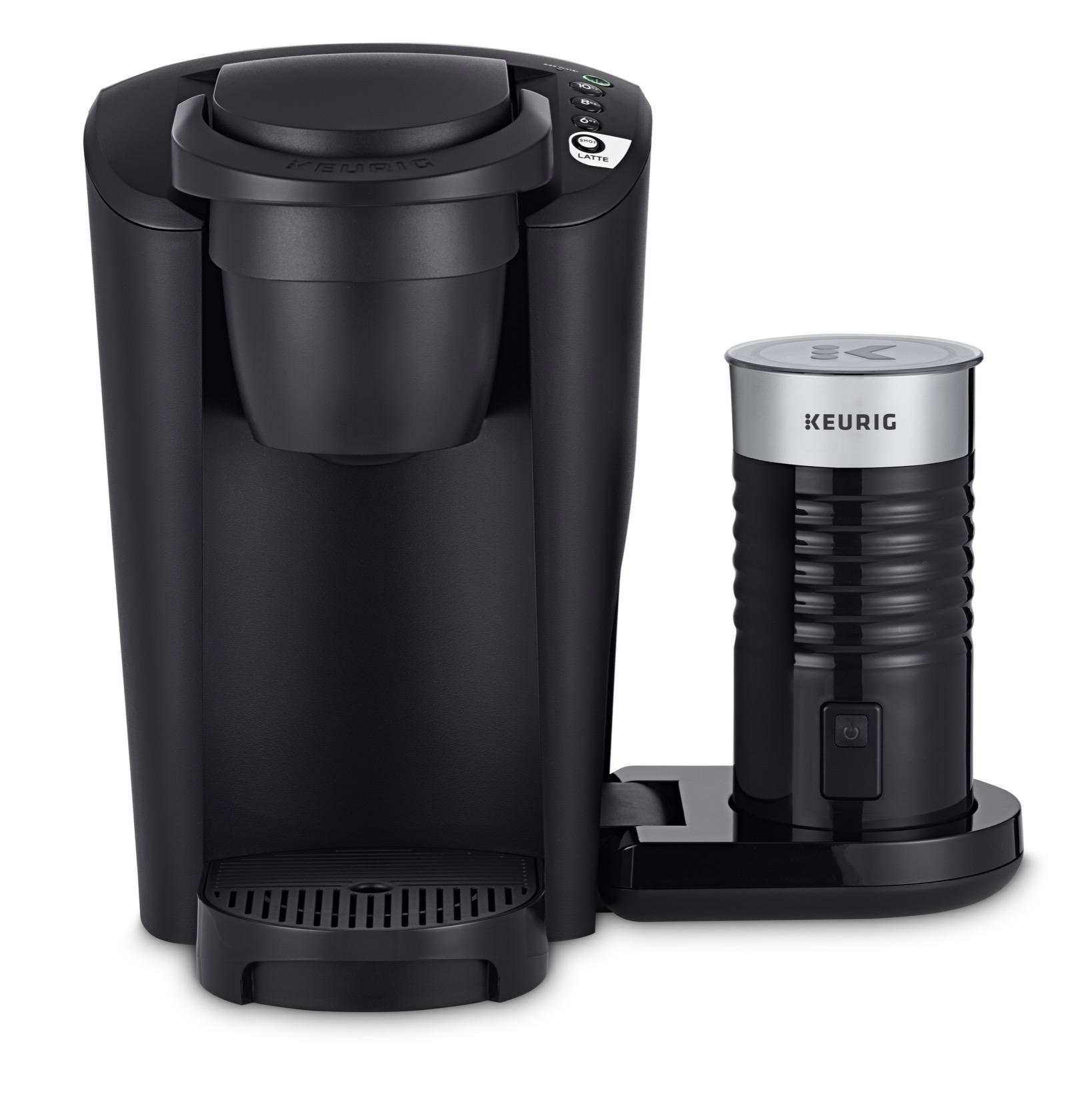 Keurig's K-Cafe Promises Espresso-strong Coffee From