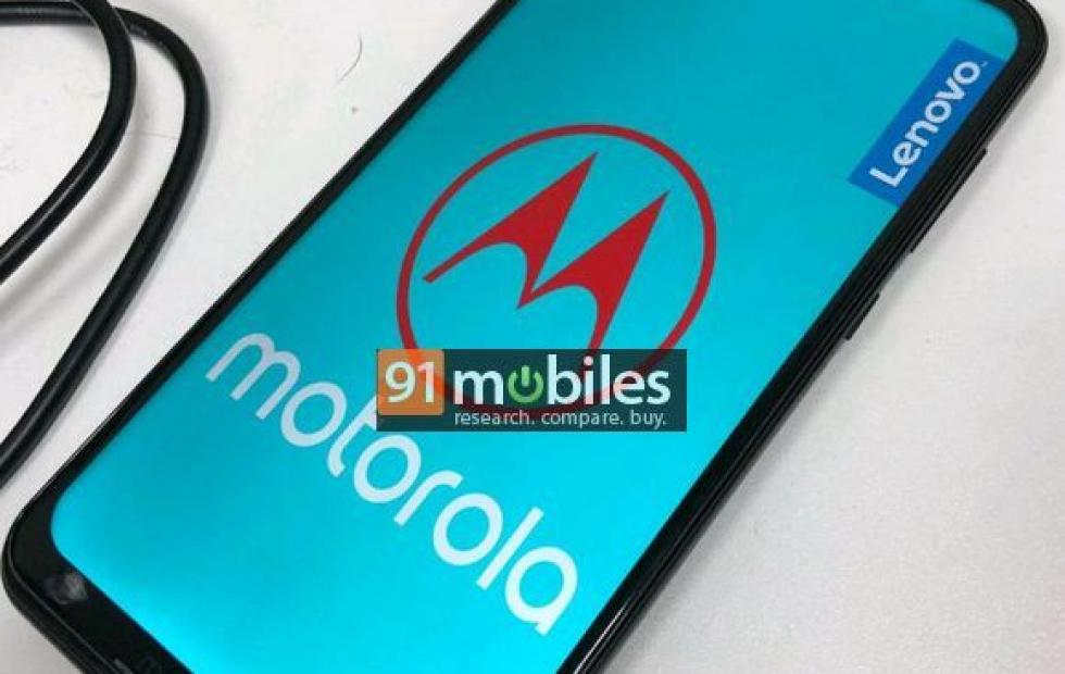 Motorola One Power photo shows the Android One iPhone X