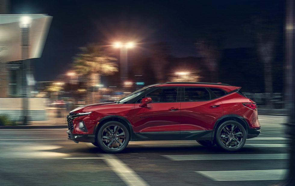 2019 Chevrolet Blazer: 5 things to know