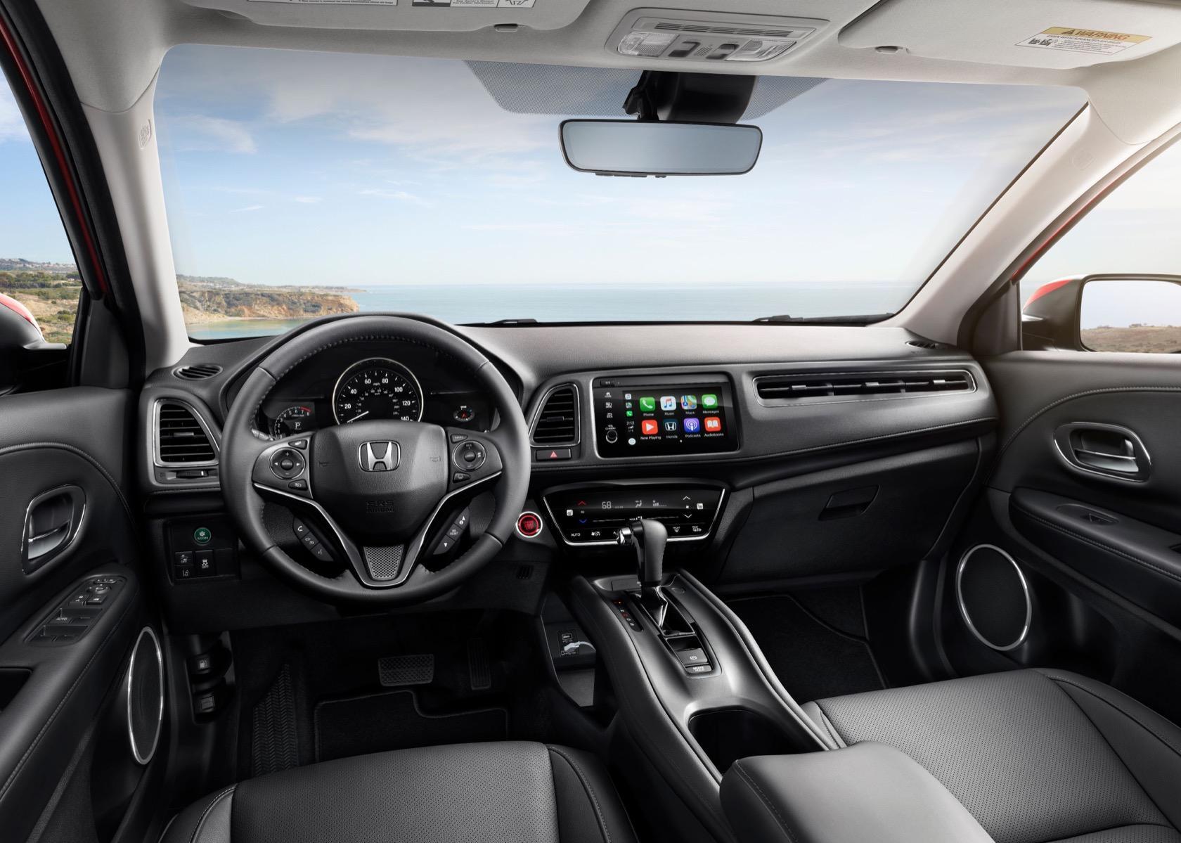 2019 Honda Pilot and HR-V load up on safety and cabin tech - SlashGear