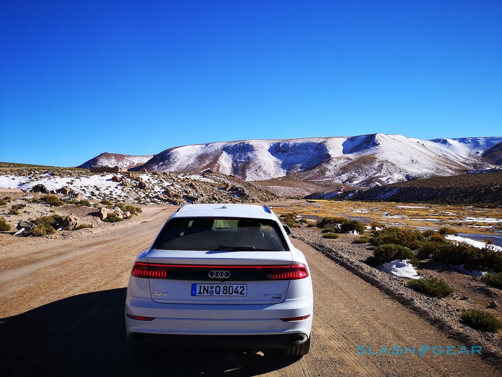 2019 Audi Q8 first drive review: Luxury goes everywhere