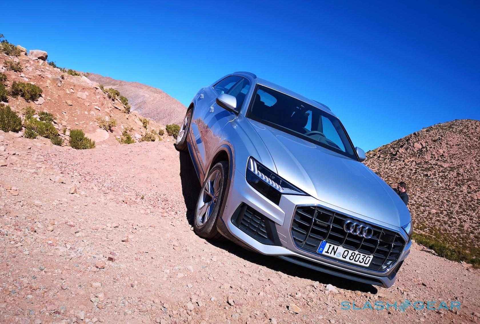 2019 Audi Q8 Release Date, Redesign, Hybrid, RS >> 2019 Audi Q8 Eight Facts About The New Luxury Leader Slashgear