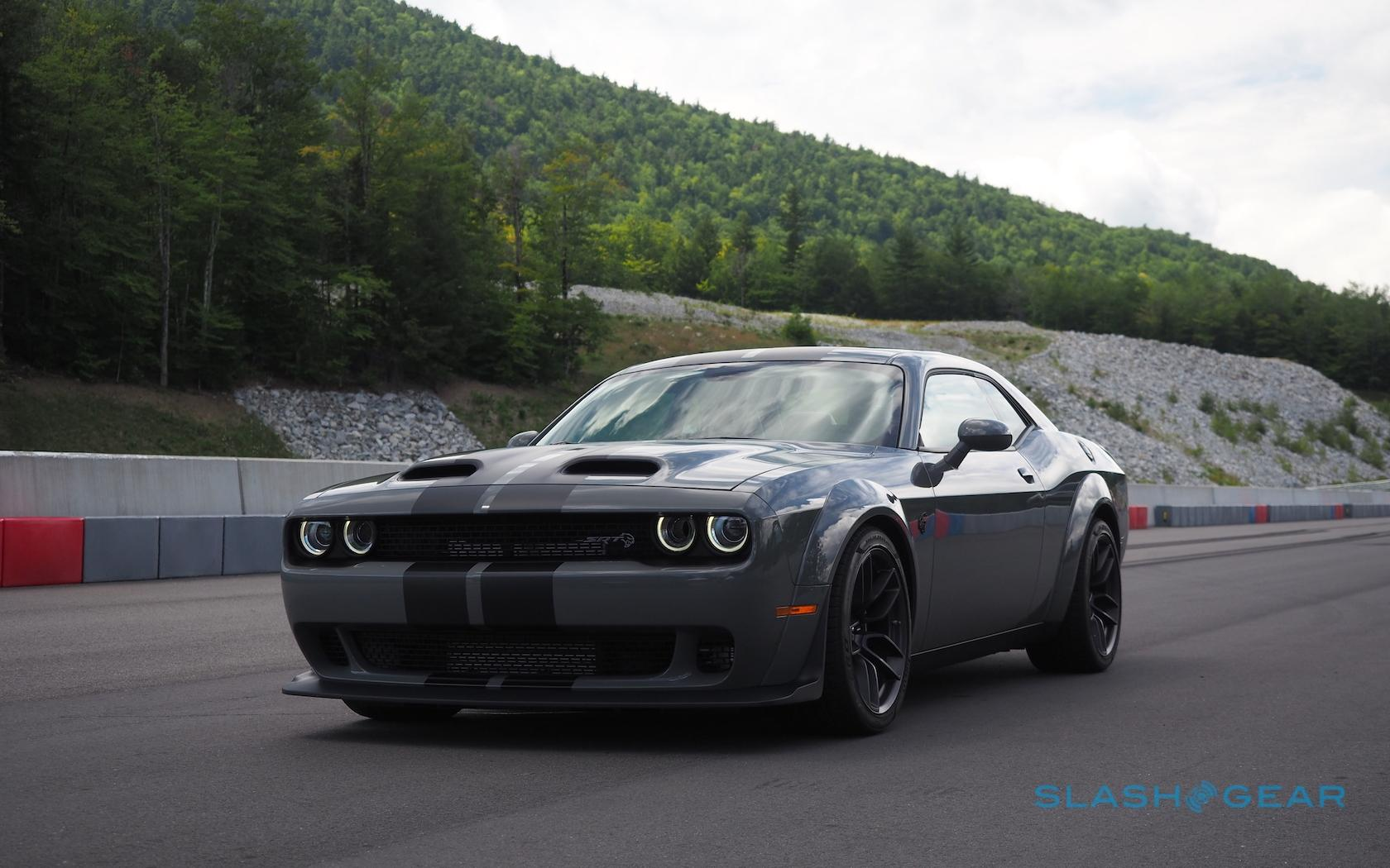 2019 Dodge Challenger Hellcat Redeye First Drive 797hp Bragging Rights Slashgear