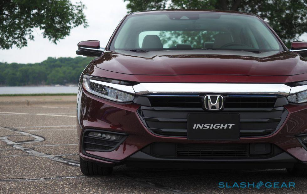 The 2019 Honda Insight is the anti-Prius