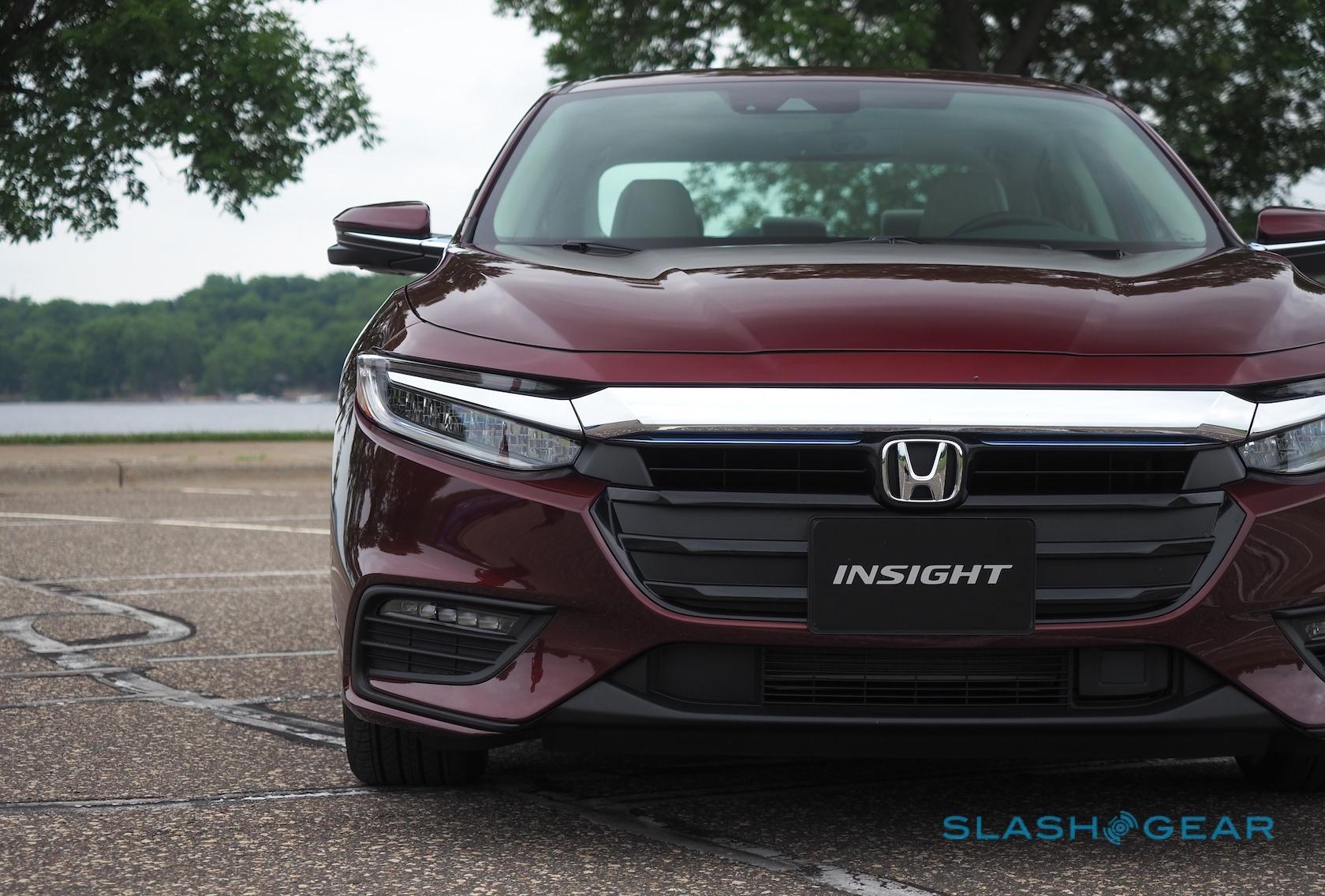 The 2019 Honda Insight Is Anti Prius